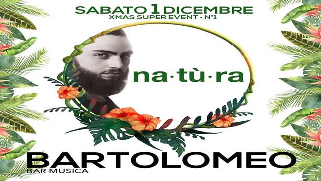 Natura club 1 dicembre 2018
