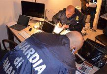 operazione gdf Pescara