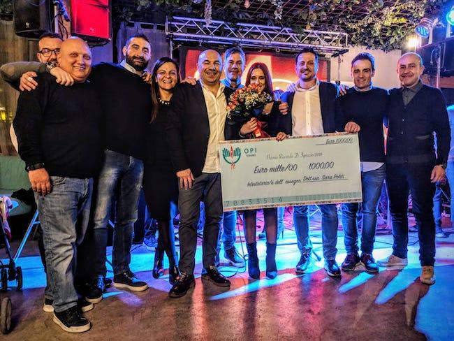 premio riccardo d'ignazio 2018