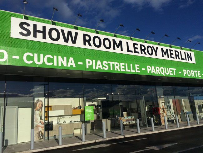 show room San Giovanni Teatino