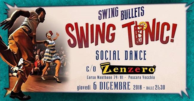 Swing tonic 6 dicembre 2018