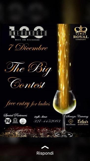 the big contest