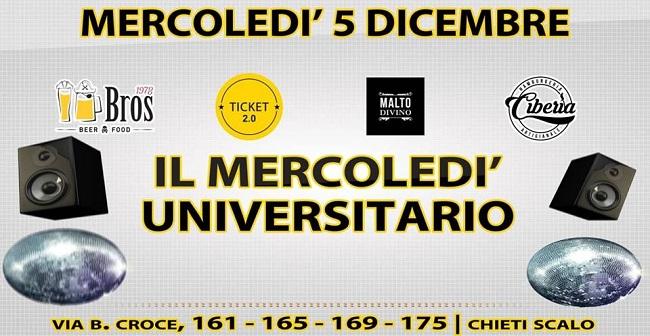 ticket 2.0 5 dicembre