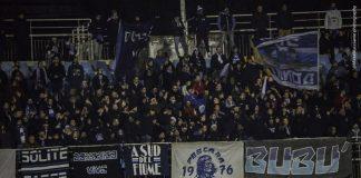 tifosi Pescara curva nord