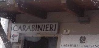 caserma Carabinieri Giulianova