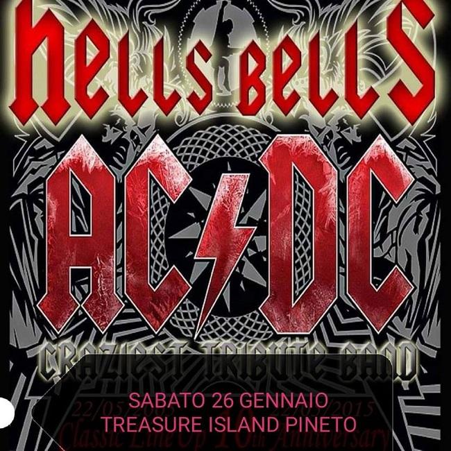 hells bells 26 gennaio