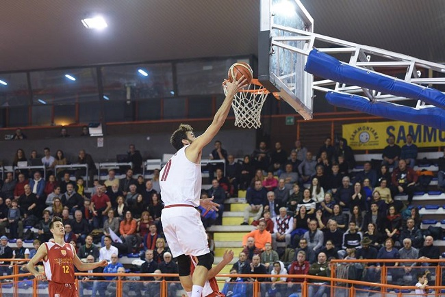 Serafini Alberto Amatori basket