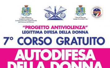7 corso autodifesa donna Pescara