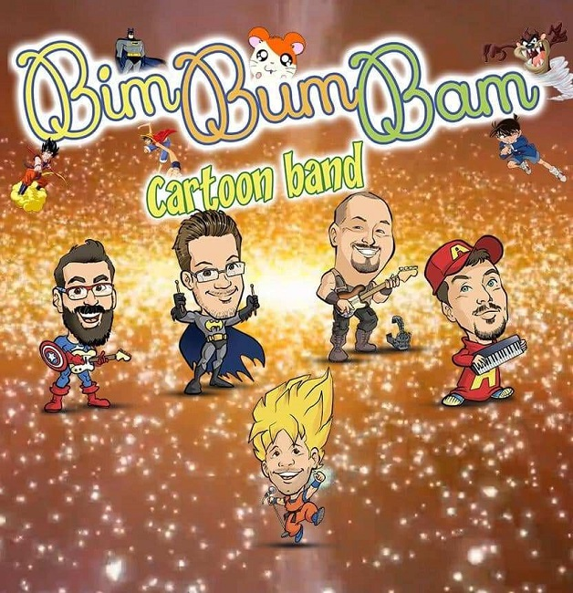 bim bum bam cartoon band