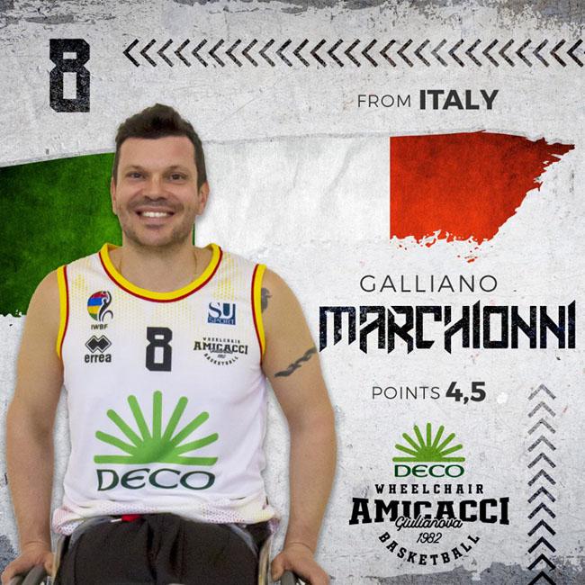 Calliano Marchionni