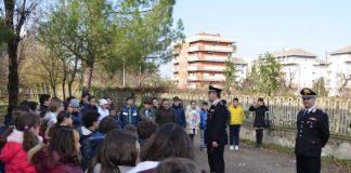 carabinieri scuola