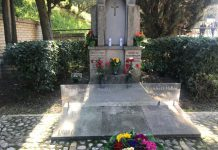 commemorazione Colle Pineta