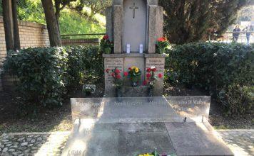 commemorazione Colle Pineta