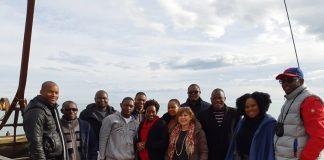 delegati 5 paesi africani