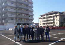 inaugurazione piazza Chieti Scalo