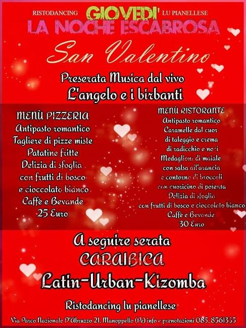 lu pianellese san valentino