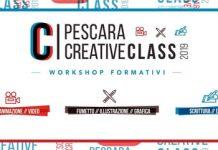 Pescara creative class 2019