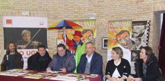 presentazione Carnevale Francavilla 2019
