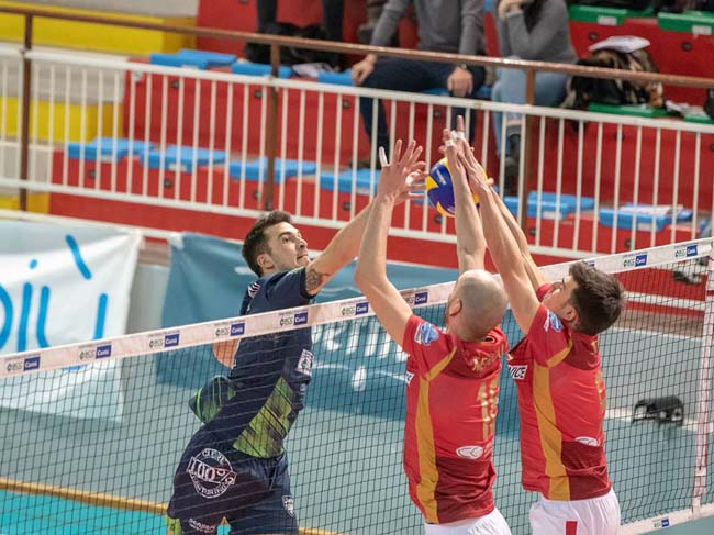 sieco volley