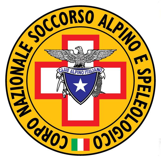stemma corpo nazionale-soccorso alpino speleologico Cnsas