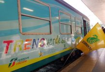 treno verde legambiente