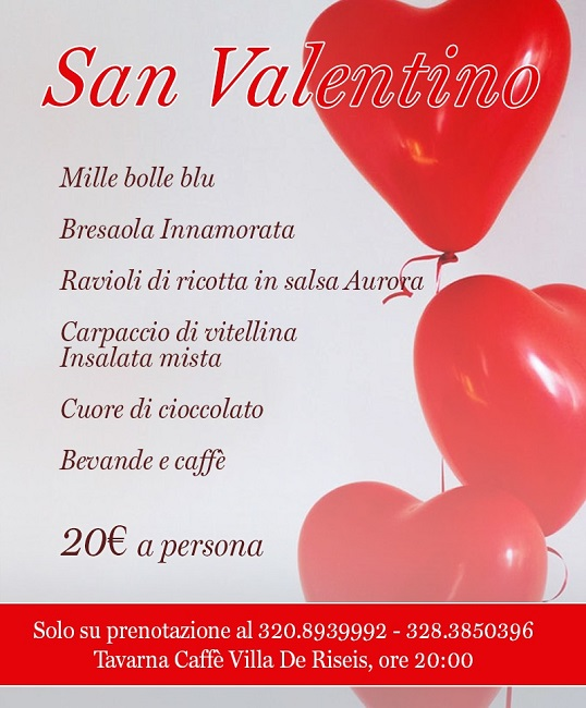 villa riseis san valentino