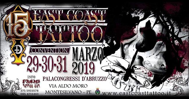 15 East Coast Tattoo 2019