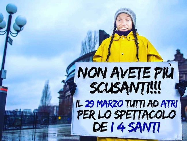 4 Santi