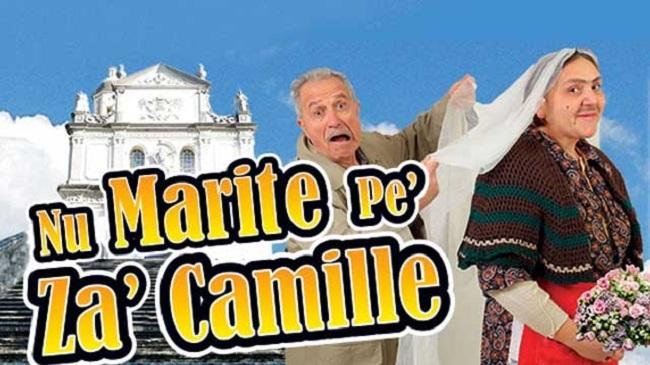 Nu Marite pe' Za' Camille