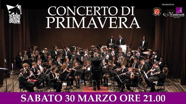 concerto primavera 30 marzo 2019