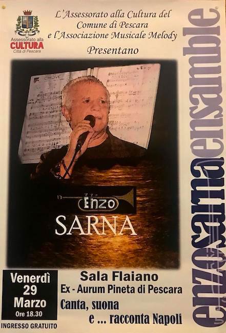 Enzo Sarna ensemble
