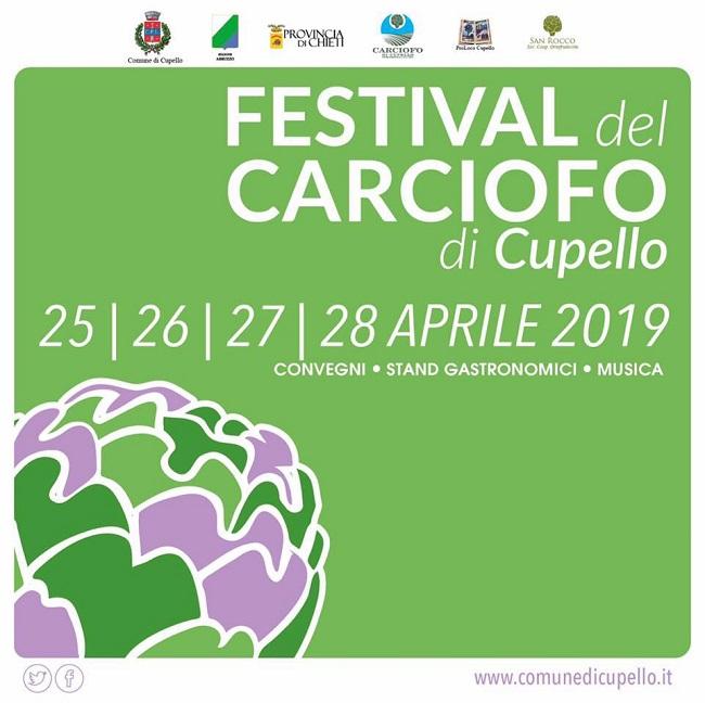 festival carciofo cupello 2019