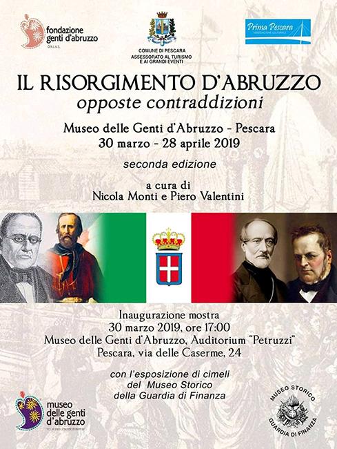 il risorgimento d'Abruzzo 2019 Pescara