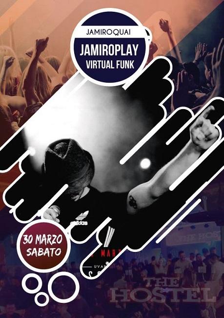 jamiroplay 30 marzo