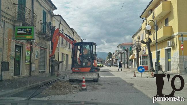 lavori Scafa 20 marzo 2019