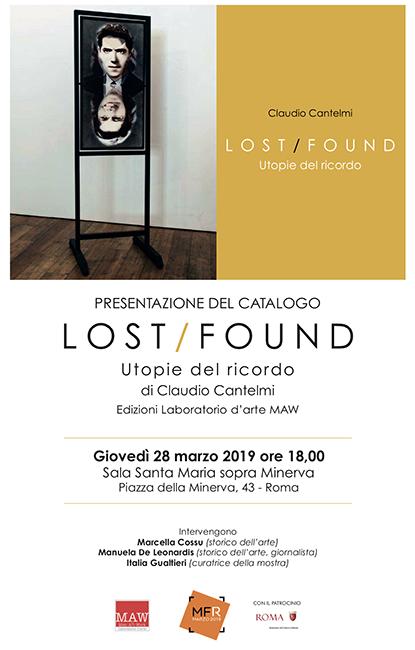 lost found locandina