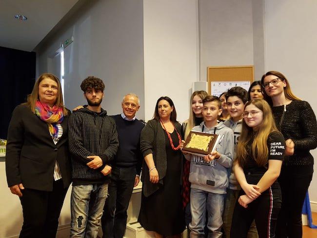 premiati concorso pasqualoni 2019