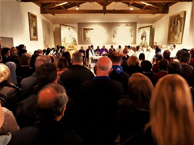 riapertura monastero clarisse Paganica