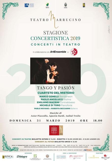 tango y pasion 31 marzo