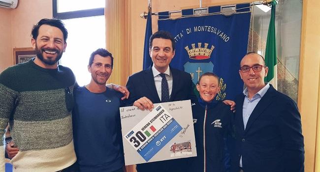 triathlon Verena Mantolini Montesilvano