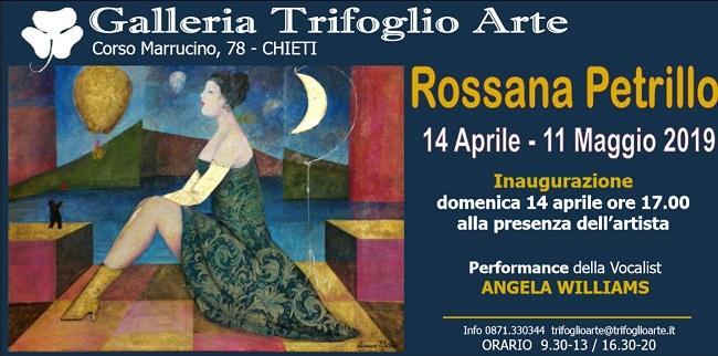 Mostra Rossana Petrillo