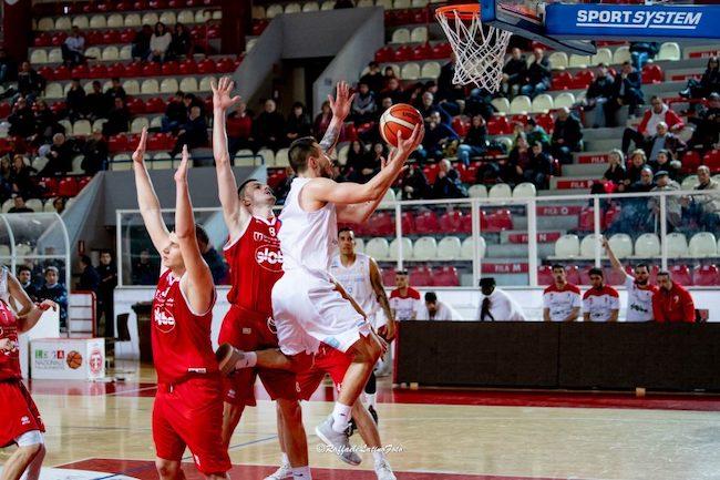 basket Teramo Campli derby