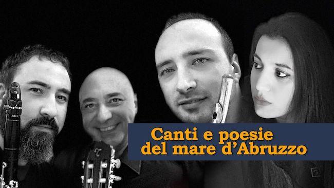 Canti e poesie del mare d'Abruzzo