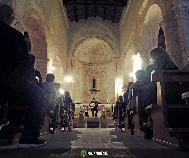 concerto musica antica Caramanico