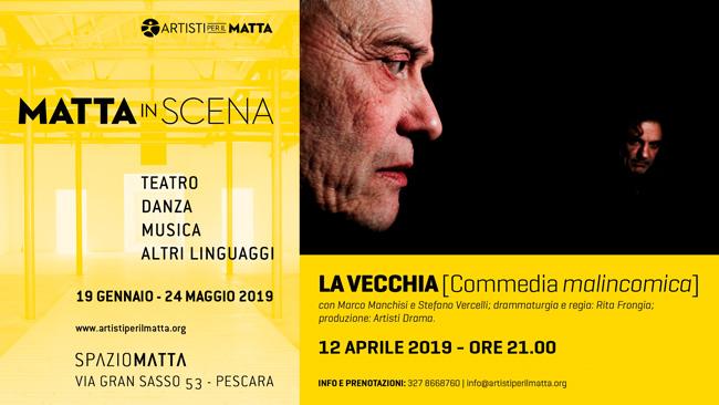 cover evento la vecchia Pescara