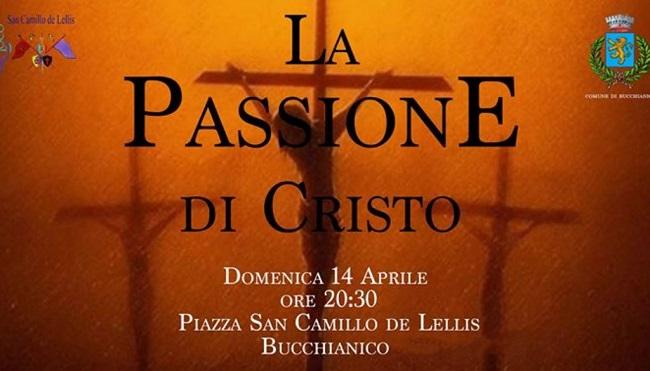 la passione di Cristo a Bucchianico
