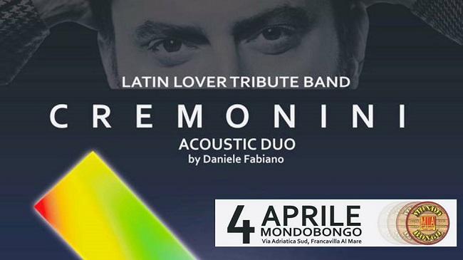 latin lover 4 aprile