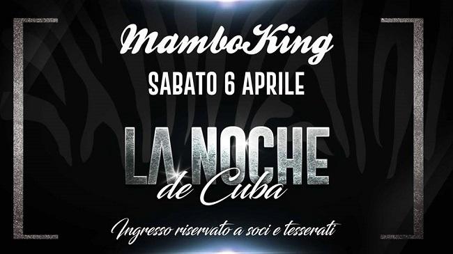 mamboking 6 aprile