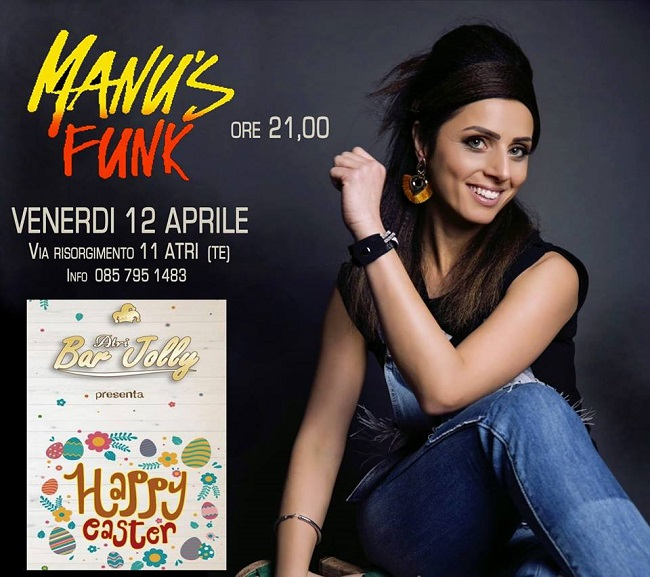 manu's funk 12 aprile