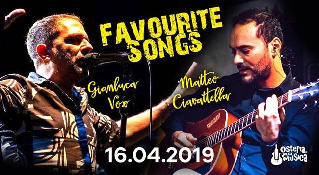 martedi musica osteri 16 aprile 2019